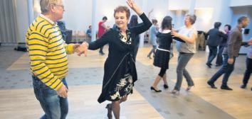 Van 60 tot 91: je bent nooit te oud om te dansen!